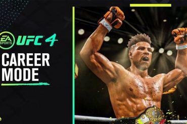 UFC 4 tryb kariery