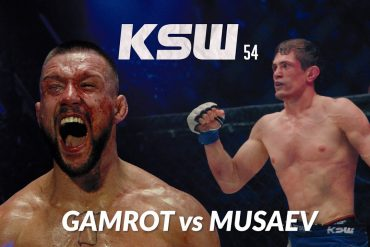Gamrot vs. Musaev