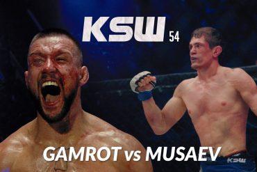 Gamrot vs. Musaev